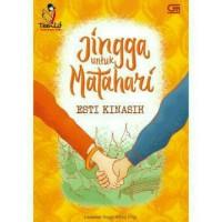 Novel Jingga Untuk Matahari - Esti Kinasih