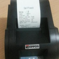 Printer Kasir Thermal QPOS 58mm Q58M made JAPAN