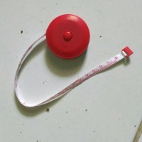Meteran Kain Mini Praktis Serba Guna Autolock Measurement Tape