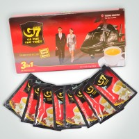 [Recommend] G7 Instant Coffee 3in1- Kopi Vietnam - Trung Nguyen 21x16g