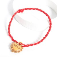 Charm Friendship Bracelet / Gelang Persahabatan Ver 2