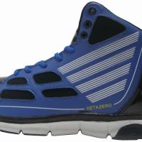 Jual PROMO CUCI GUDANG!!! sepatu basket KETA 2743 BLACK BLUE size 40 only Murah