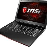 Laptop Gaming Msi GP62MVR-7RF 7RD Ci7-7700HQ 2.8-3.2GHz Ram 16 GB