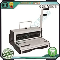 harga Gemet 31wf/mesin Jilid/mesin Penjilid/wirebind/wire Comb/spiral Kawat Tokopedia.com
