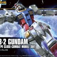 HG Revive RX 78-2 Gundam