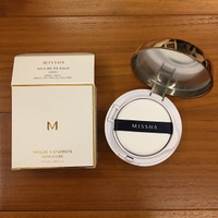ORIGINAL Bedak Korea Missha Magic Cushion Moisture SPF 50+ No.21