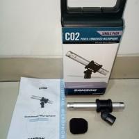 Mic / Microphone Samson C02 Pencil Condenser