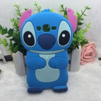 Samsung J2 Prime Silicon 3D Kartun Disney Stitch #3 Softcase Casing Hp