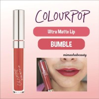 Jual Colourpop Ultra Matte Lip Liquid Lipstick BUMBLE Murah