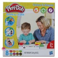 Jual Play-Doh Shape & Learn (Colors & Shapes) Murah