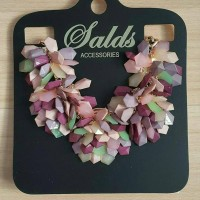 Kalung Branded Statement Necklace Import murah 201
