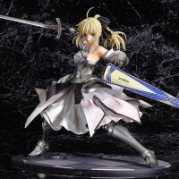 Borongan 5 PVC Saber Lily Distant Avalon Fate Stay Night