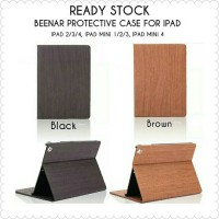 Casing Ipad 2/3/4 Ipad Mini 1/2/3 Ipad Mini 4 BEEANR Smart Case Ipad