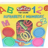Fundoh Alphabets and Numbers