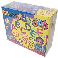 Words Dough ABC