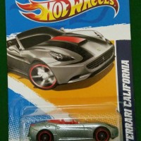 Hotwheels Ferrari California Hot Wheels HW All Stars 12