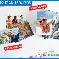 Cetak Foto 30x40 30x45 Photo 17R 17RS KODAK Professional Digital LAB