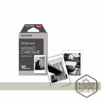 Fuji Film Instax Mini Paper Mono Chrome Single