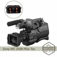 Sony Camcorder HXR MC 2500 MC2500 Plus Tas