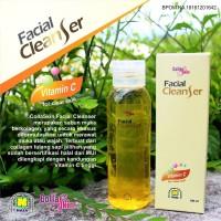 Collaskin Facial Cleanser With Collagen, Pembersih Penghilang Jerawat
