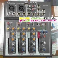 harga Mixer Audio Atl 4 Channel F4 Tokopedia.com