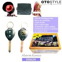 ALARM MOBIL PHANTOM Key Kunci (untuk semua jenis mobil)