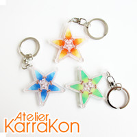 Gantungan Kunci / Keychain Kingdom Hearts Wayfinder