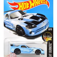 Dodge Viper SRT10 ACR BIRU BLUE SPEEDHUNTERS - HW Hot Wheels Hotwheels