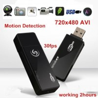 New USB Spy Tool with Camera Recorder + Vibration + Motion Sensor