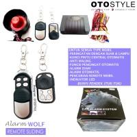 Alarm Mobil IPF (Alarm IPF bunyi pendek)