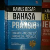 Kamus Besar Bahasa Perancis (Perancis-Indonesia Indonesia-Perancis)