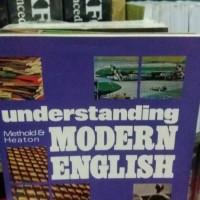 understanding modern english 1