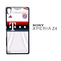 Bayern Munchen Jersey 2015-2016 0010 Casing for SONY Xperia Z4 Hardcas