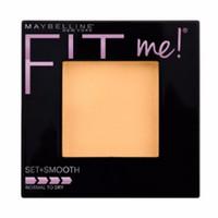 Maybelline Powder Fit Me Set + Smooth - 130 Buff Beige