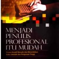 harga Buku Menjadi Penulis Profesional Itu Mudah Tokopedia.com