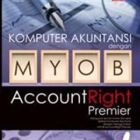 Buku Komputer Akuntansi Dengan MYOB AccountRight Premier