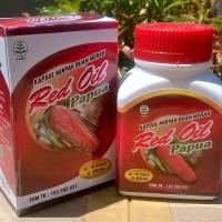 RED OIL PAPUA | Kapsul Minyak Buah Merah 60 kapsul
