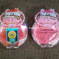 Canmake Cream Cheek NEW & ORI 100%