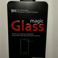 Anti Gores Tempered Glass Screen Guard LG G2