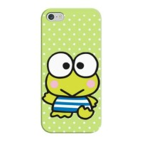 Casing Hp Keroppi Apple iPhone 4/4s/5/5s/6 Custom Case