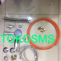 Harga acesories water heater untuk ariston modena rinnai paket 3 | Hargalu.com