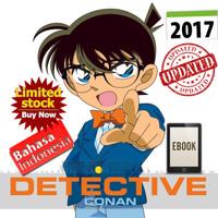 Komik Ebook Detektif Conan & Detektif Conan Special Bahasa Indonesia