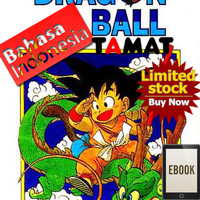 Komik Ebook Dragon Ball Z Bahasa Indonesia Digital
