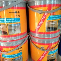 Sika Top 107 Plus Waterproofing 2 Komponen 4 kg
