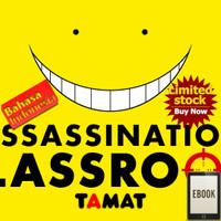 Komik Ebook Assassination Classroom Bahasa Indonesia Digital Set