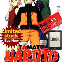 Komik Ebook Naruto Bahasa Indonesia Komplit format Digital Set