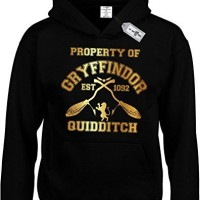 SWEATER / HOODIE / ZIPPER HARRY POTTER QUIDDITCH 03