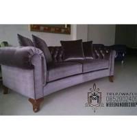 Jual Furniture Minimalis Kursi Chesterfiled
