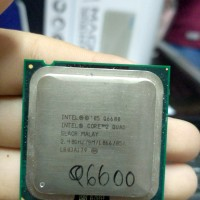 Processor Tray Core 2 Quad Q6600