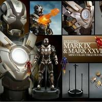 Hot Toys Iron Man Mark XXIV 24 MIB